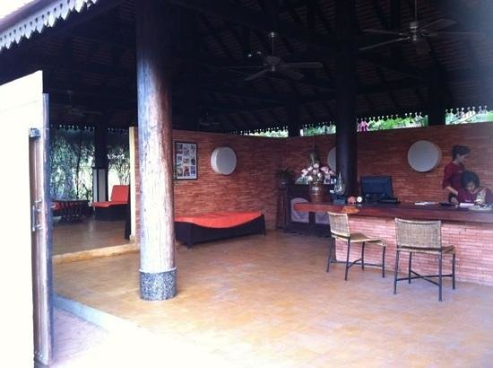 Siddharta Boutique Hotel: reception