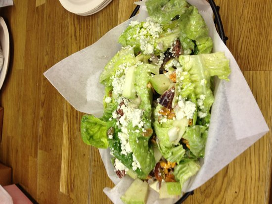 Angel Island Cafe & Cantina: Ceaser Salad