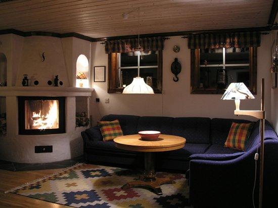 Abborrfiskarns B&B: Sittingroom