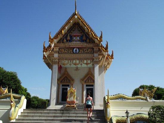 Wat Khunaram (Mummified Monk)
