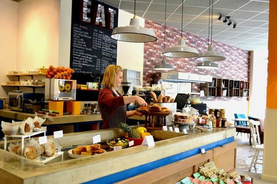 Eat Play Love : Cafe Counter