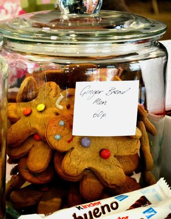 Eat Play Love : Gingerbread people - yummy
