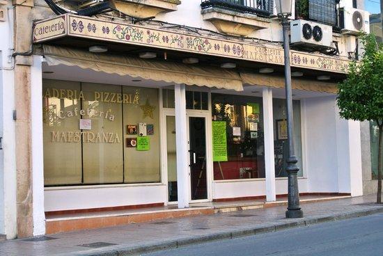 Cafetería Maestranza