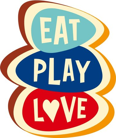 Eat Play Love : Official Logo