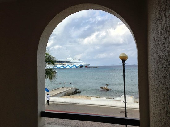 Suites Bahia: View from the Room