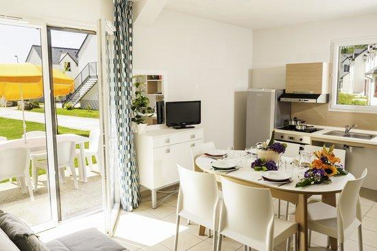 Lagrange Vacances- Domaine Val Queven: INTERIEUR T4
