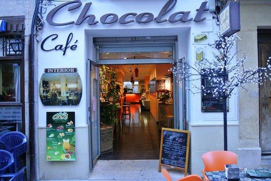 Chocolat: Carretera Espinel, 9