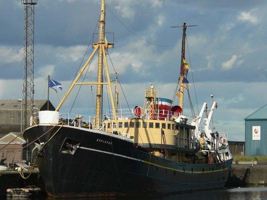 SS Explorer