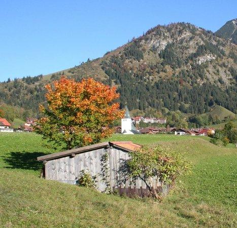 Hotel Prinz-Luitpold-Bad: Herbst