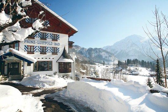 Hotel Prinz-Luitpold-Bad: Im Winter mit Ausblick