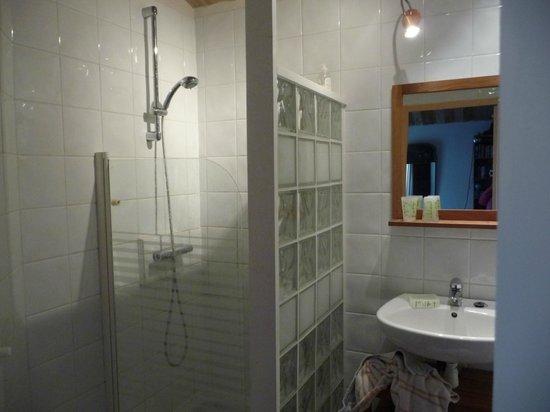Au Passage du Gois : Salle de bain