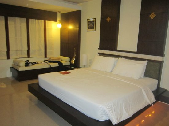 Sita Beach Resort & Spa: Bedroom
