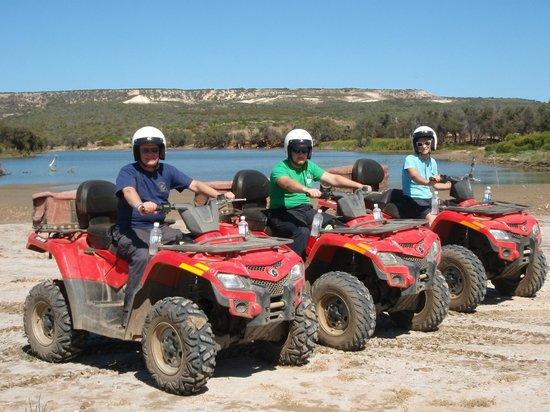 Kalbarri Quadbike Safaris: Intrepid Explorers