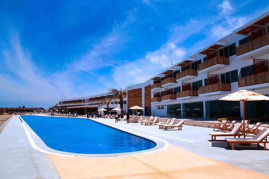 San agust n paracas desde s 384 per opiniones y for Hoteles en paracas
