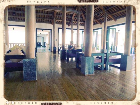 Vedana Lagoon Resort & Spa:                   HOTEL DINING ROOM