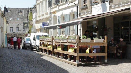 L'Atelier 26, situé rue d'Hérambault à Montreuil sur Mer