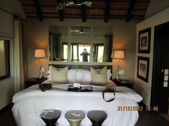 Londolozi Private Game Reserve:                   the suite
