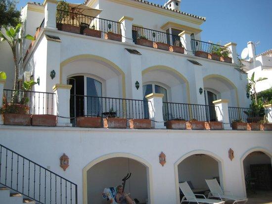 Casa El Aguila: The house