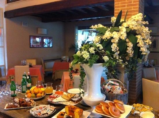 Il Baio Relais & Natural SPA: la prima colazione