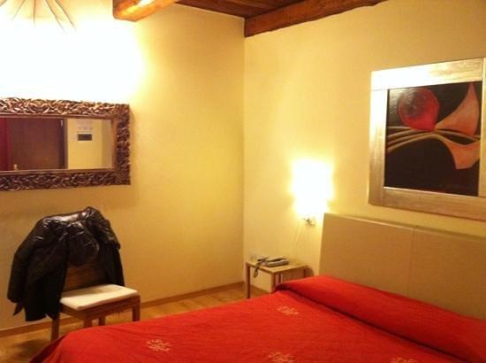 Il Baio Relais & Natural SPA: camera da letto
