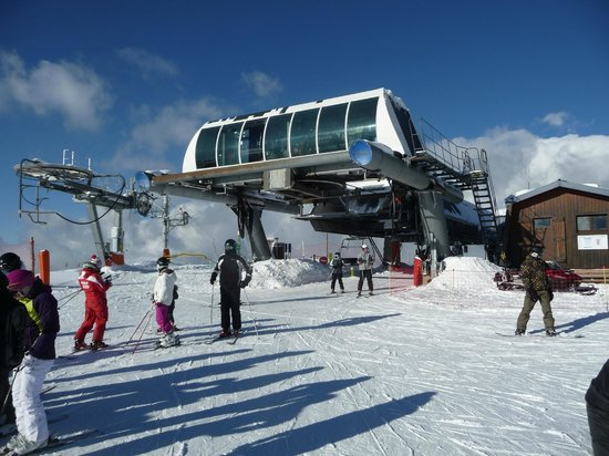 Les Hameaux Du Giffre : le domaine skiable du Grand Massif