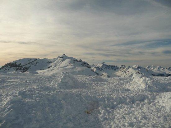 Les Hameaux Du Giffre: le domaine skiable