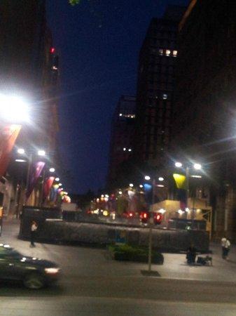 โรงแรมเวสติน ซิดนีย์:                   street view