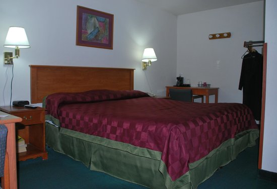 Palms Motel : Room 37 a sweet winter deal at $51.04