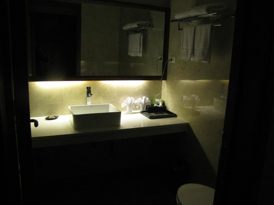 Muong Thanh Hanoi Hotel: lavabo