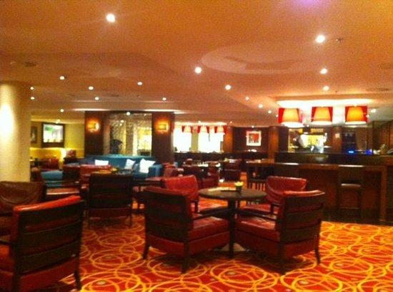 Renaissance Amsterdam Hotel: La Lounge bar