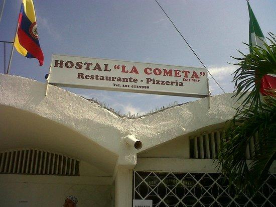 Hostal La Cometa Restaurante Pizzeria:                   Hostal la cometa