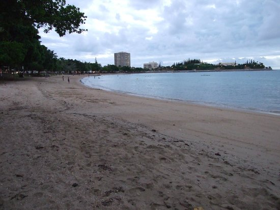 Marina Beach Hotel: Baie des Citrons, à 2 pas