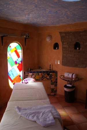Casa Armonia: Masajes