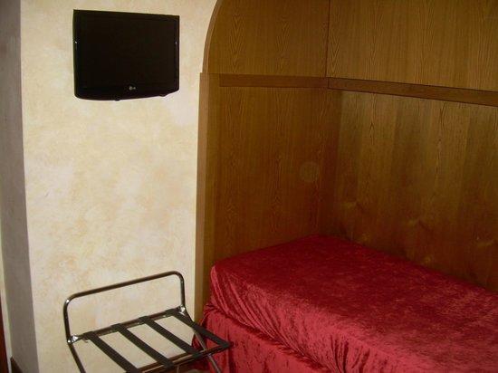 Hotel Residenza San Calisto: Camera 
