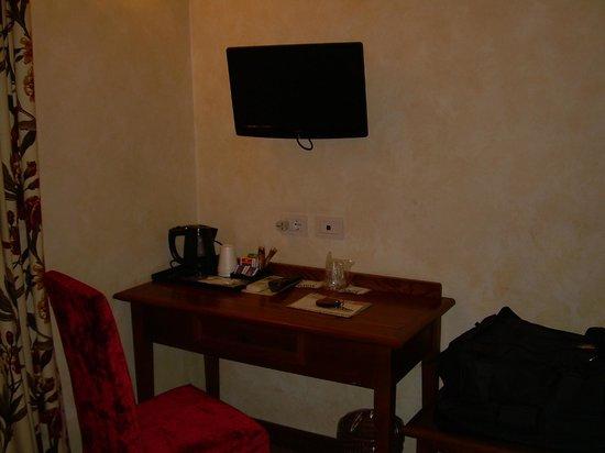 Residenza Santa Maria: Particolare camera