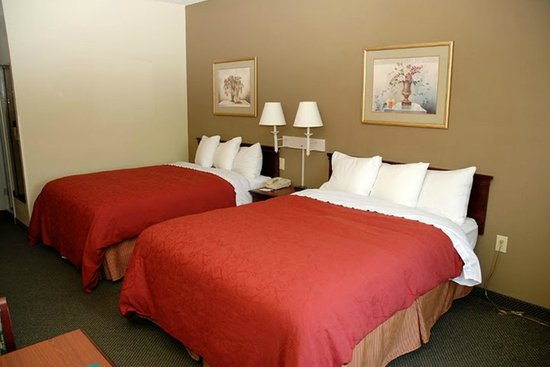 Country Inn & Suites By Carlson, McDonough: Queen Standard Room