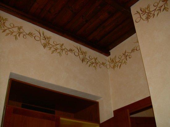 Residenza Santa Maria: Soffito