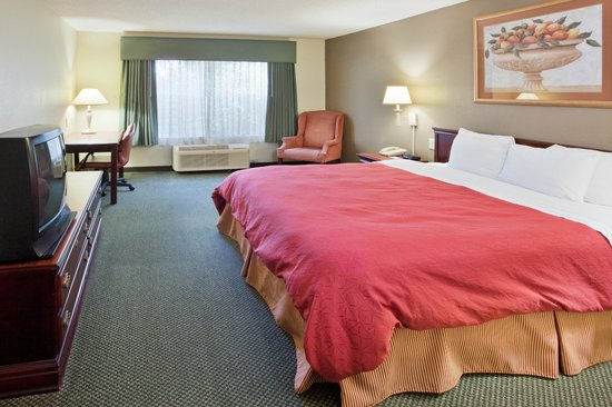 Country Inn & Suites By Carlson, McDonough: King Standard Room