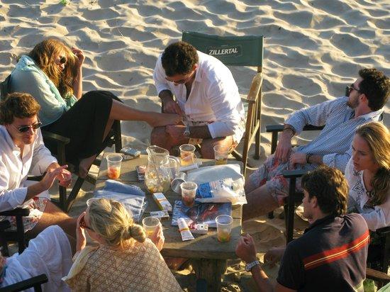 Le Club Posada: Beach Bar