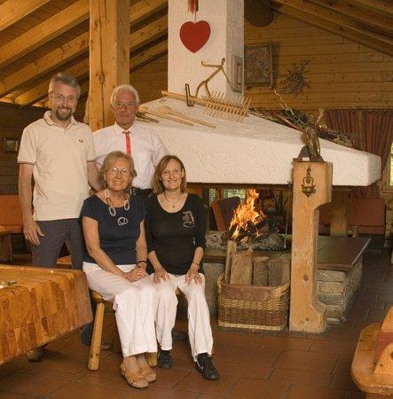 Hotel Notre Maison : Famiglia Celesia