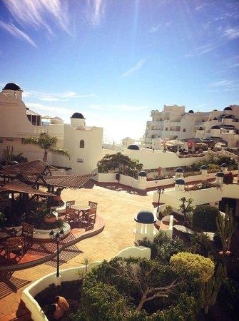 Santa Barbara Golf & Ocean Club by Diamond Resorts:                   View From Room Terrace