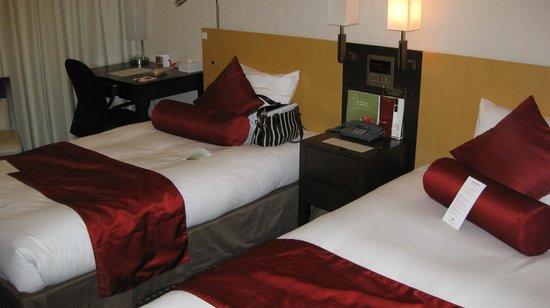 ANA Crowne Plaza Hotel Narita: Twin Room