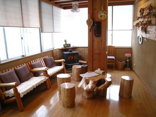 Marunaka Lodge:                   Main entrance