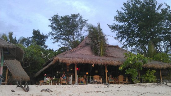 Villa Casa Mio: Restaurant