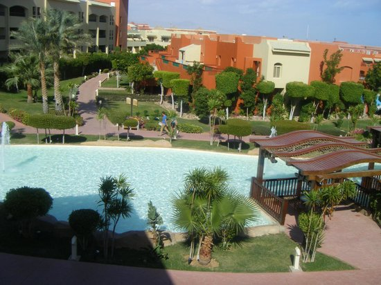 Coral Sea Holiday Village: One of the pools