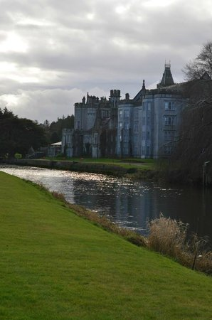 Adare Manor: View from golf course