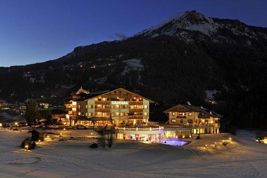 Granvara Relais & Spa Hotel: Von der Straße