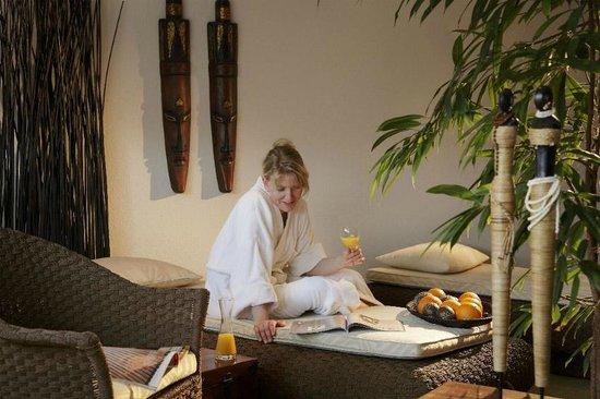 Ringhotel Mersch: Relaxen in der Sauna