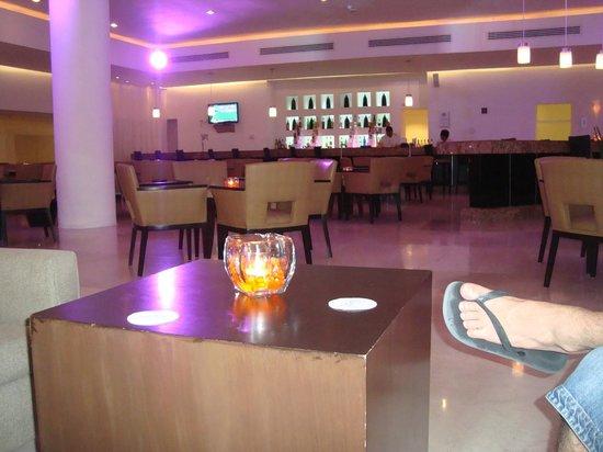 Playacar Palace: Uno de los restaurantes