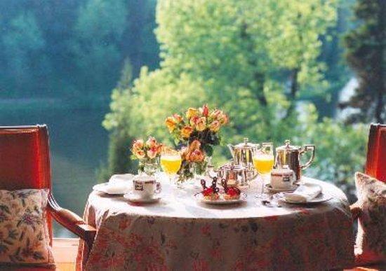 Hotel Estalagem St Hubertus: Café da manhã